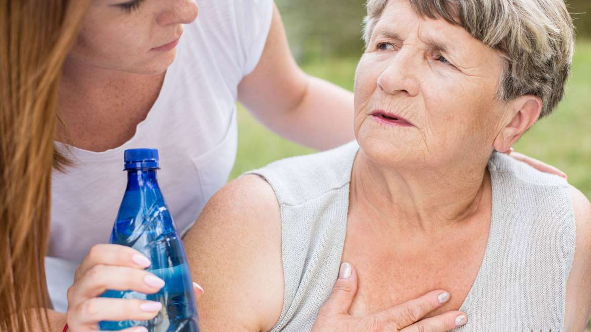 3 Tips to Help Avoid Heat Exhaustion in the Elderly