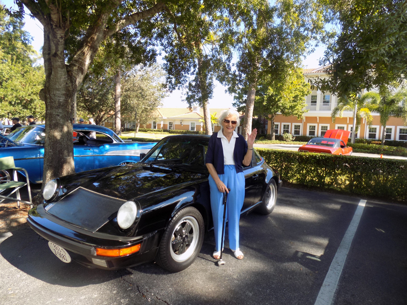 Grand Oaks Palm City First Classic Car Show