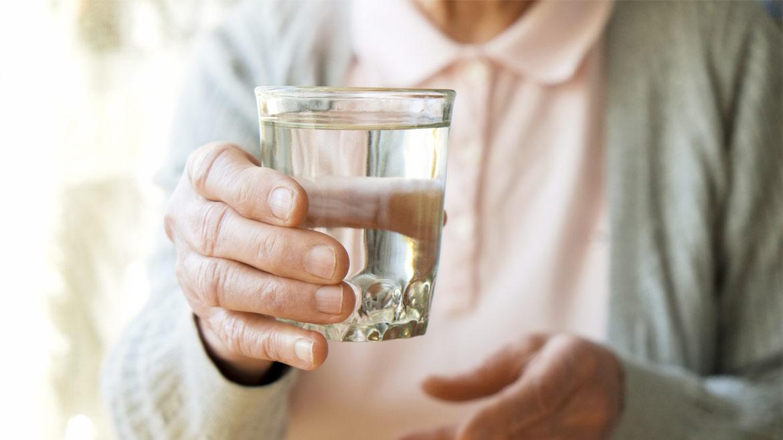 Heat Exhaustion in the Elderly